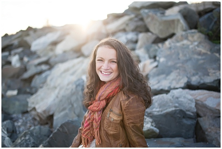 photography senior portraits seacoast rye beach 2