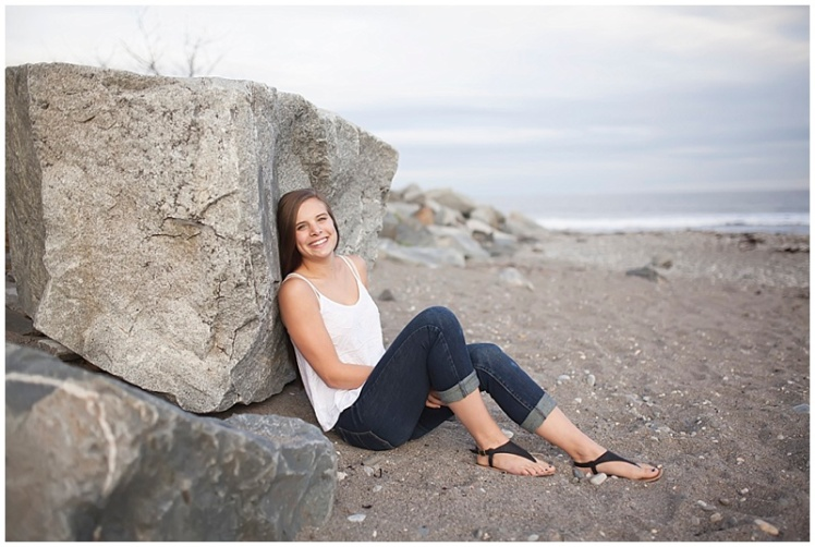 photography senior portraits seacoast rye beach 22