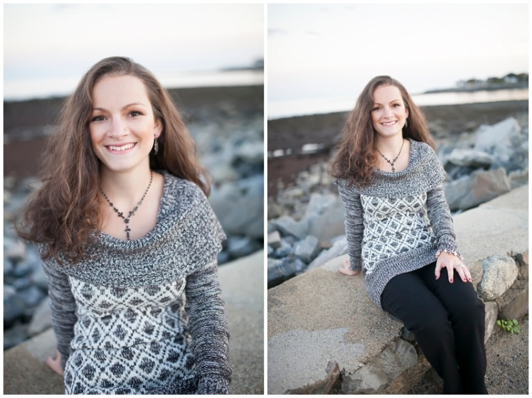 photography senior portraits seacoast rye beach 4