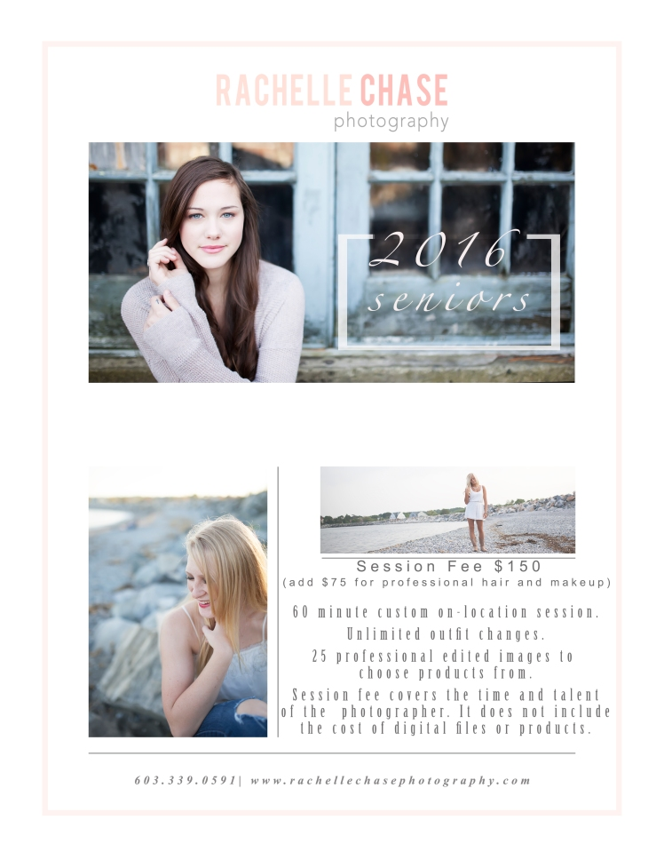 nh senior photography portraits exeter rye beach hampton new hampshire pictures 1 pricing packages options wallets