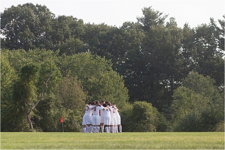 portsmouth christian academy soccer boys prayer in school nh