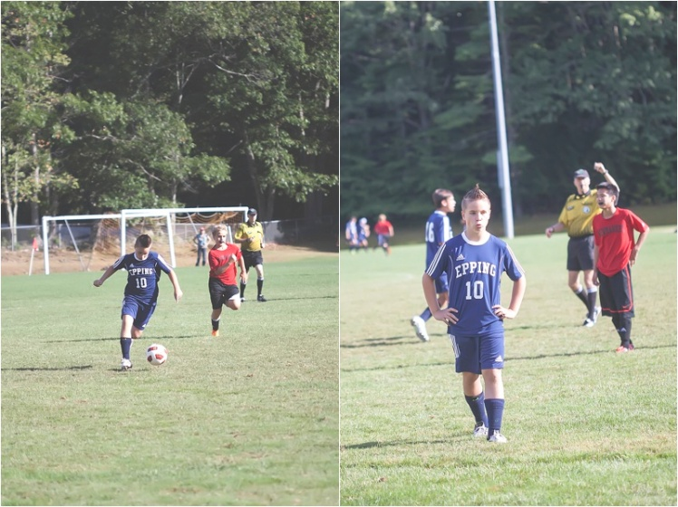 new hampshire sports soccer family photography epping nh