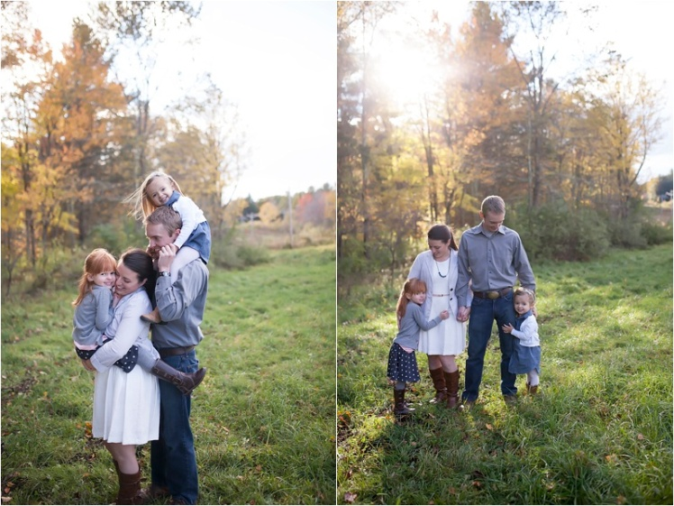 nh new hampshire sunset family photography photographer children kids portraits lifestyle new england